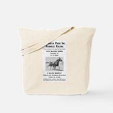 Magnolia Park Harness Racing Tote Bag
