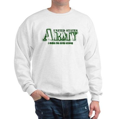 Original United States Army D Sweatshirt