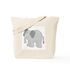 Ellie Elephant Tote Bag