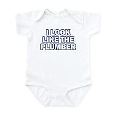 Plumber Infant Bodysuit