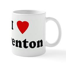 I Love Brenton Mug