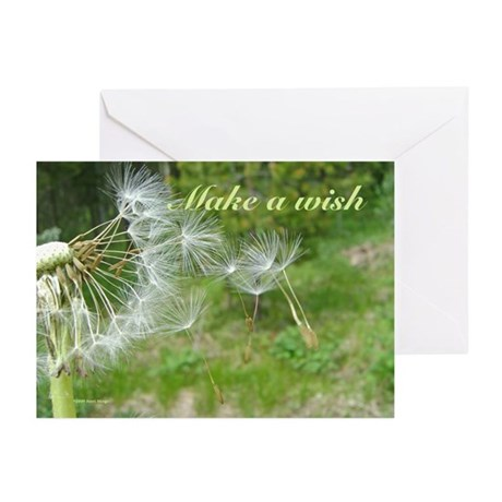 Dandelion Wish Greeting Cards (Pk of 10)