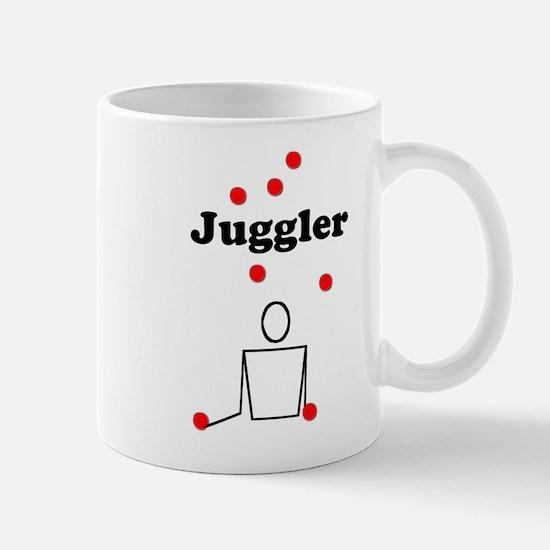 Juggler Mug