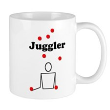 Juggler Small Mugs
