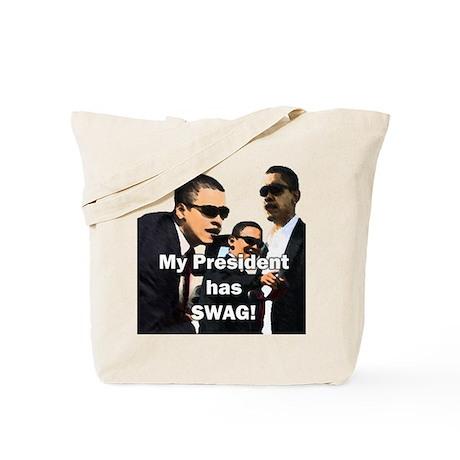 President Swag Tote Bag
