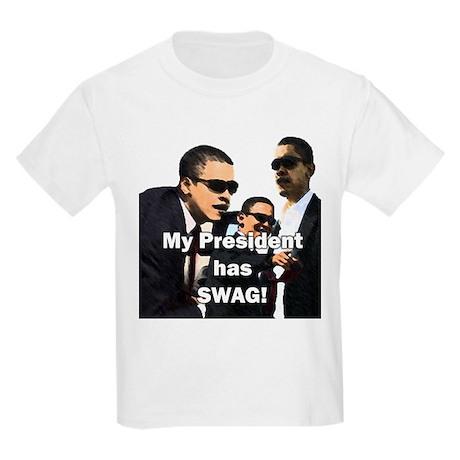President Swag Kids Light T-Shirt