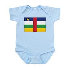 CAR Flag Infant Bodysuit