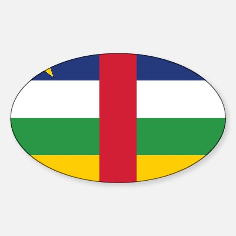 CAR Flag Decal