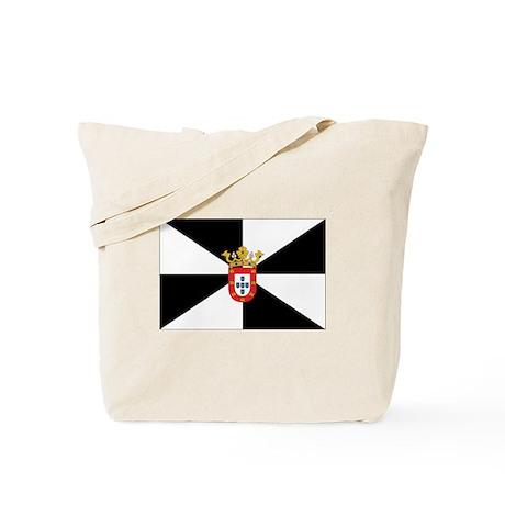 Ceuta Flag Tote Bag