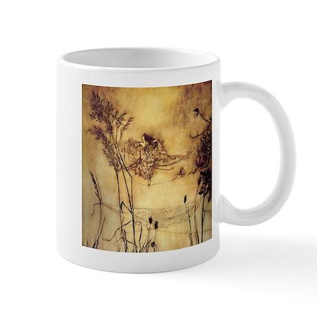 Fairies' Tightrope Mug