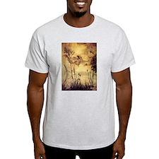 Fairies' Tightrope Ash Grey T-Shirt