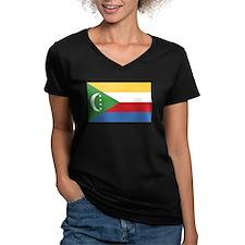 Comoros Flag Shirt