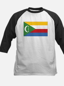 Comoros Flag Tee