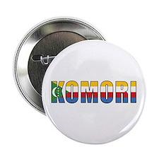 """Comoros (Comorian) 2.25"""" Button"""