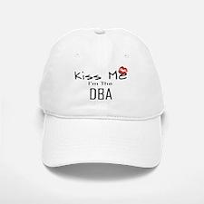 Kiss Me DBA Baseball Baseball Cap