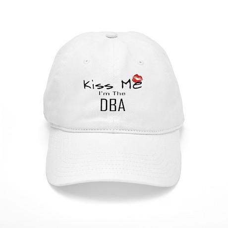 Kiss Me DBA Cap