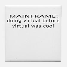 Cool Mainframe Tile Coaster