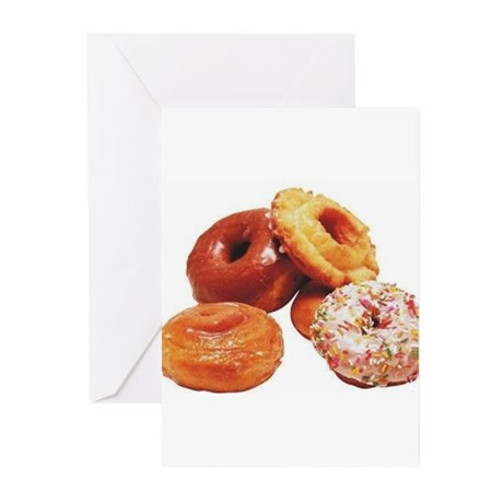 Sweets Greeting Cards (Pk of 10)