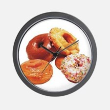 Sweets Wall Clock