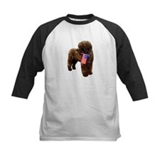 Brown PWD with Flag Tee