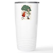 Barbque Explosion Travel Mug