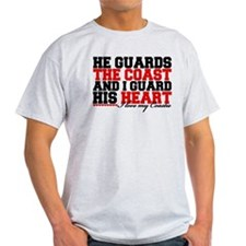 I GUARD HIS HEART T-Shirt