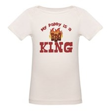 Daddy is a BBQ King Tee