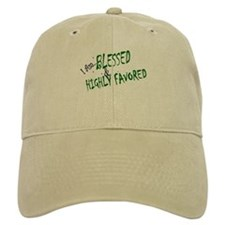 """Blessed & Highly Favored"" Hat"