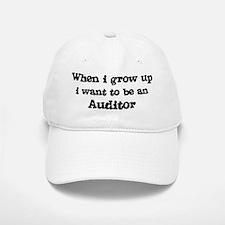 Be An Auditor Baseball Baseball Cap