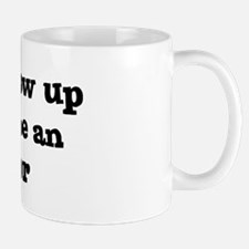 Be An Auditor Mug