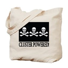 Clustered Rocket Motors! Tote Bag