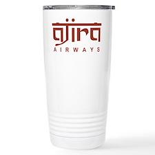 Ajira Airways Thermos Mug
