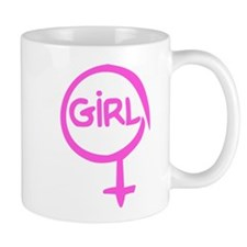 Girl - Female Mug