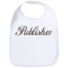 Vintage Publisher Bib