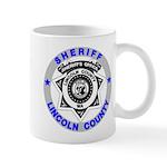 Sheriff Lincoln County Mug