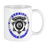 Sheriff Lincoln County Mug