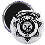 Sheriff Lincoln County Magnet