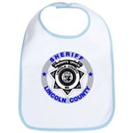 Sheriff Lincoln County Bib