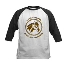 Ride A Publisher Tee