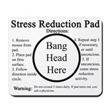 Office humor Mouse Pads