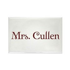 Mrs. Cullen Rectangle Magnet