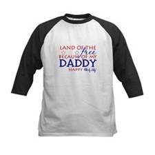 Land of the free ... daddy Tee