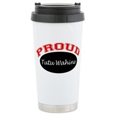 Proud Tutu Wahine Travel Mug