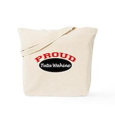 Proud Tutu Wahine Tote Bag