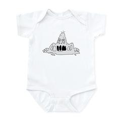 Poppa's Lil Squirt Infant Bodysuit