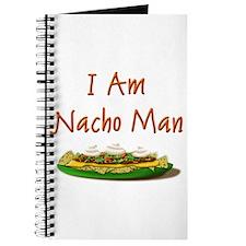 I Am Nacho Man Journal