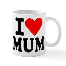 I love Mum Mug
