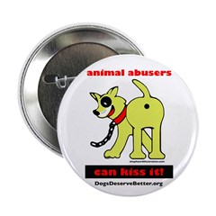 Animal Abusers Can Kiss It! 2.25