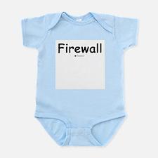 Firewall - Baby Geek  Infant Creeper