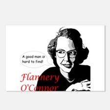 Flannery O'Connor Good Man Postcards (Package of 8